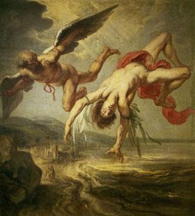 A Histria De Caro Na Mitologia Grega Caro Filho De